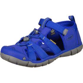 Keen Seacamp II CNX Sandaalit Lapset, bright blue